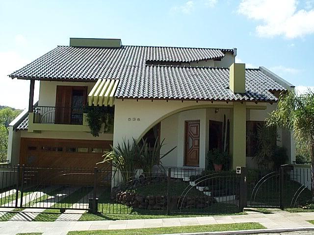Coisa de mulher casas belas fachadas - Modelo de casa modernas ...