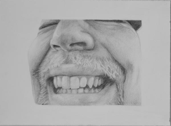 Realistic Pencil Potrait
