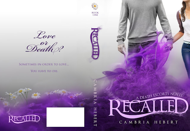 {Cover Reveal} Recalled by Cambria Hebert