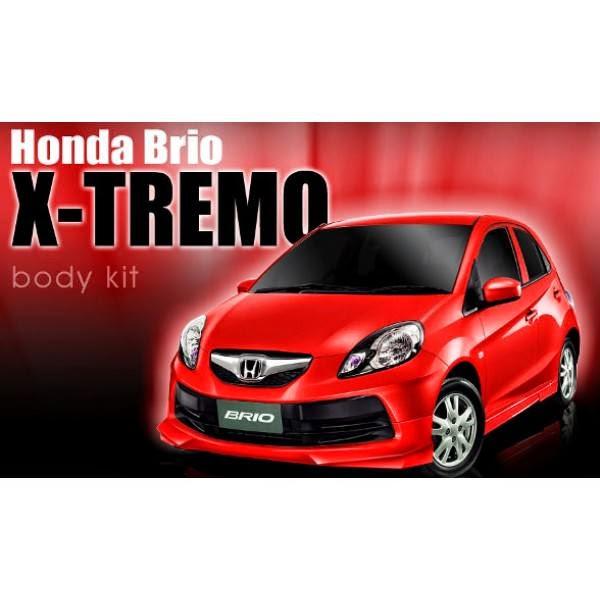 Bodykit Honda Brio Extremo
