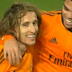 Copenhague - Real Madrid   0-1  Gol  Modric  25'
