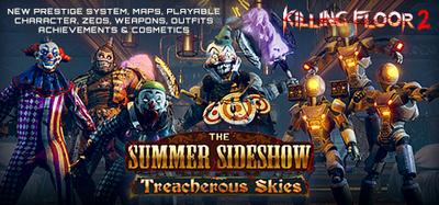 Killing Floor 2 Treacherous Skies-CODEX