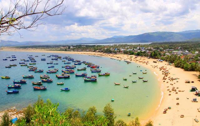 Xuan Hai beach