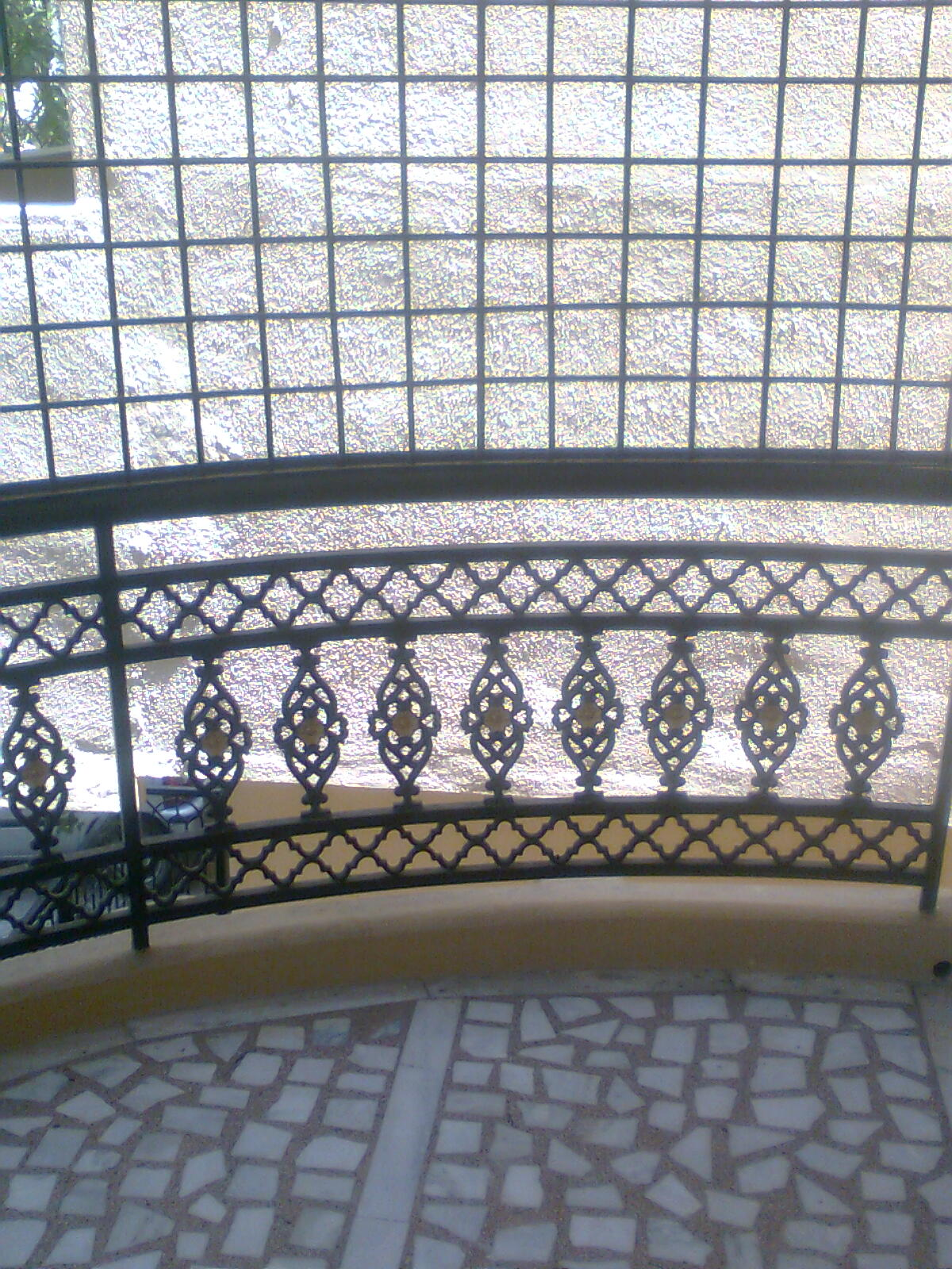 Balcony safety safekidz