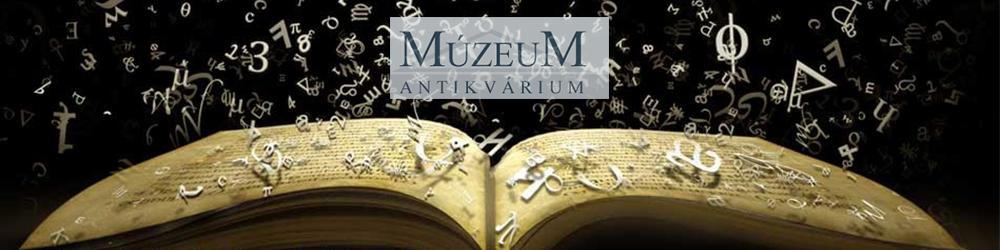 Múzeum Antikvárium