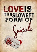 Etiquetas: Amor, Tumblr (love is suicide by catchdeviant)