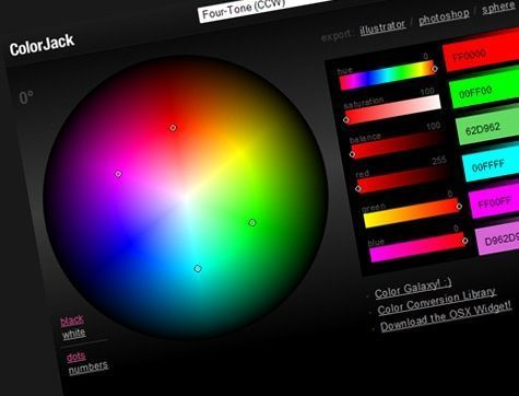 Advanced HTML Color Code Generator Tools