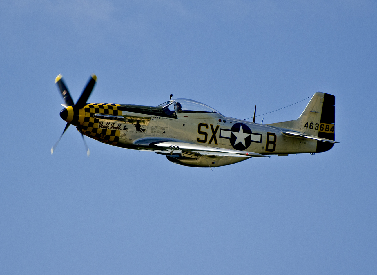 P51 Mustang Dogfight multiple Kills