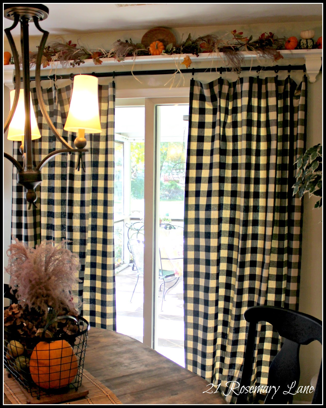Curtains Over Sliding Glass Doors Window Dressing for Sl