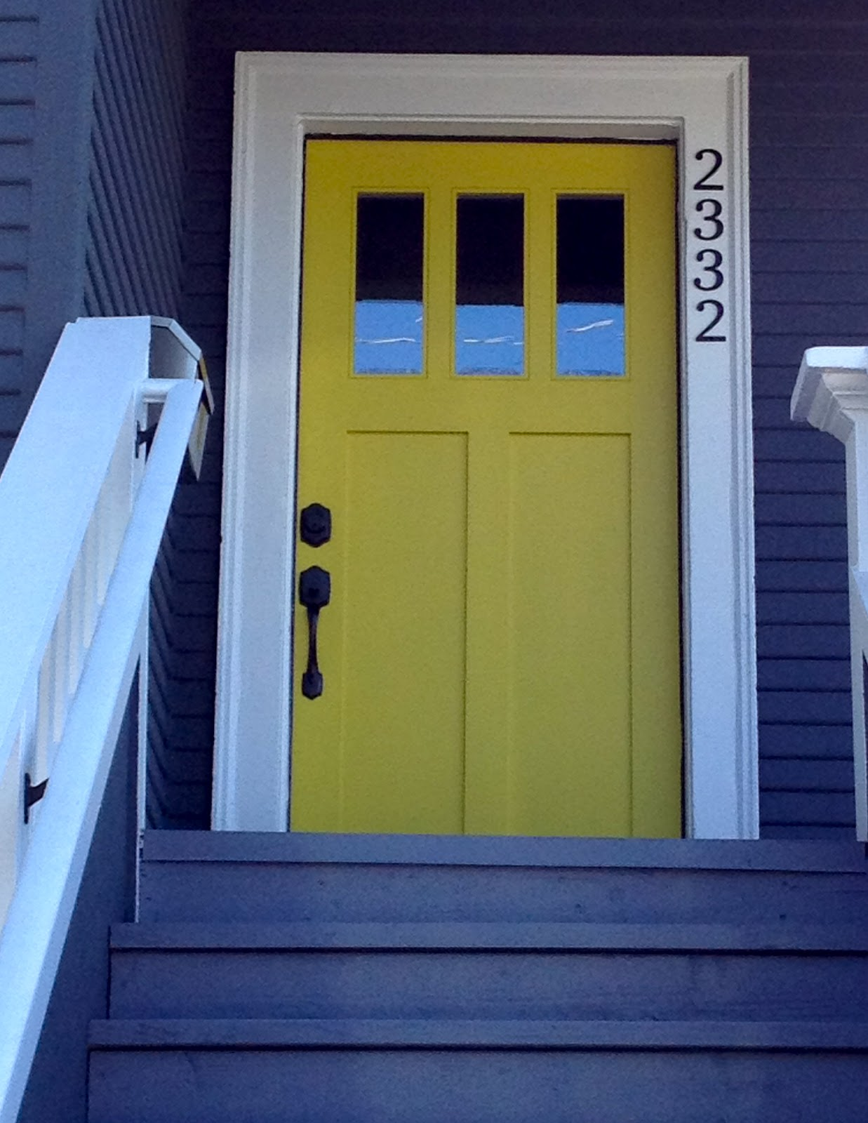Visual jill interior design knock knock who 39 s there color - Try out exterior paint colors online ...