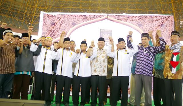 Gelar Halal Bi Halal, PKS All Out Menangkan Pasangan Dzulmi Eldin-Akhyar Nasution