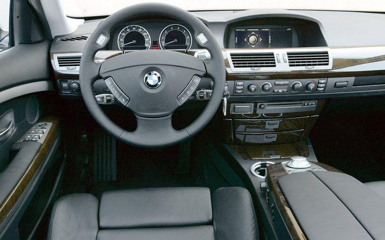 BMW 745i New Generation Cars