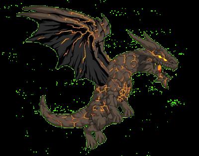 imagen del vulcano dragon de social empires