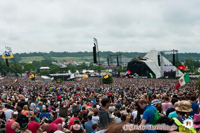 Glastonbury, Festival, Oasis, Concierto, Directo