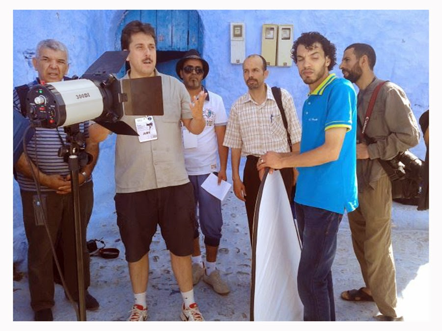 Alejandro Marí escalera fotografos Ibiza estudio