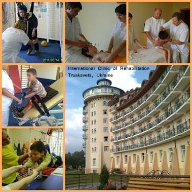 Terapie la clinica din Truskavets / Ucraina