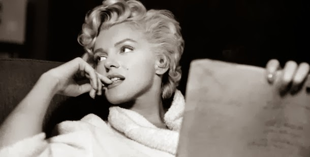 MARILYN MONROE FOR CHANEL Nº 5