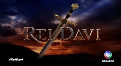 Minissérie Rei Davi - Rede Record