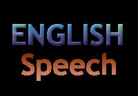 Contoh pidato bahasa Inggris