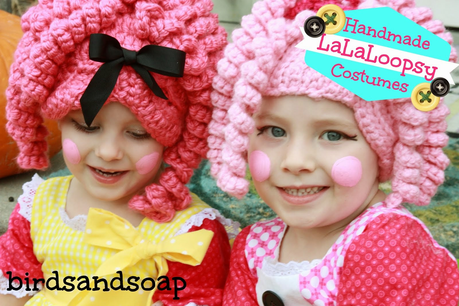 Check out my LaLaLoopsy Costume!