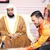 07.12.2013 - Press Conference Imam Masjid ul-Haram Sheikh Khalid Ali al Ghamdi Malaysia @ustazfathulbari #PAU2013