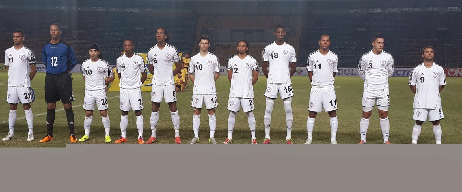 RD empata 1-1 en Indonesia