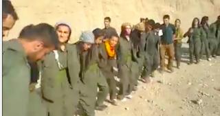 Χορός στα βουνά του Κουρδιστάν για μια νίκη που έρχεται! ΒΙΝΤΕΟ