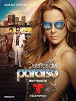 telenovela Dueños del Paraíso