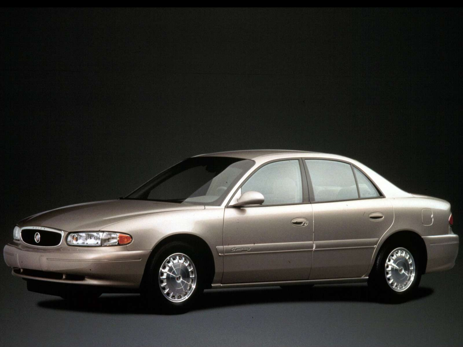 Buick Century on 2000 Buick Lesabre Limited Edition