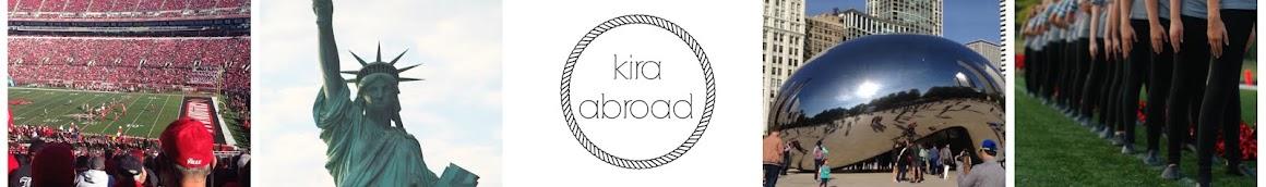 kira abroad