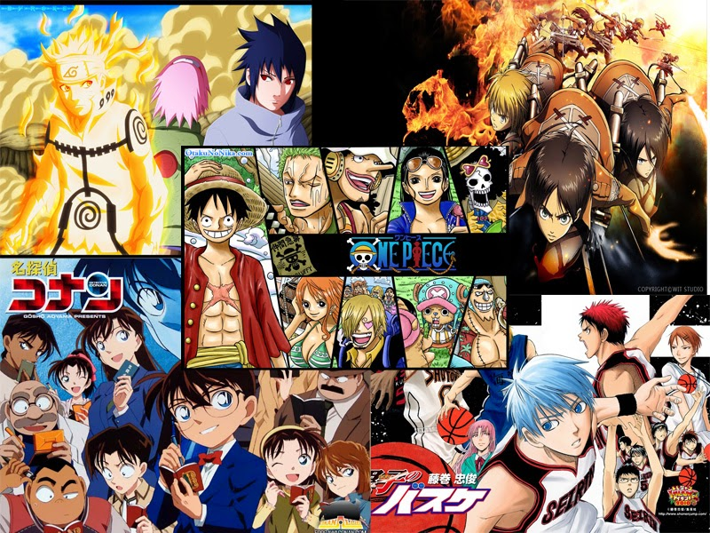 7 Anime dengan Fanbase Terbesar di Indonesia