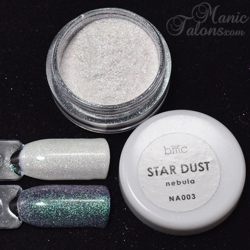 Bundle Monster BMC Stardust Pigment Nebula Swatch