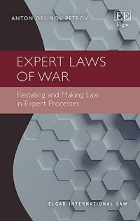 The Latest from the Elgar International Law Series