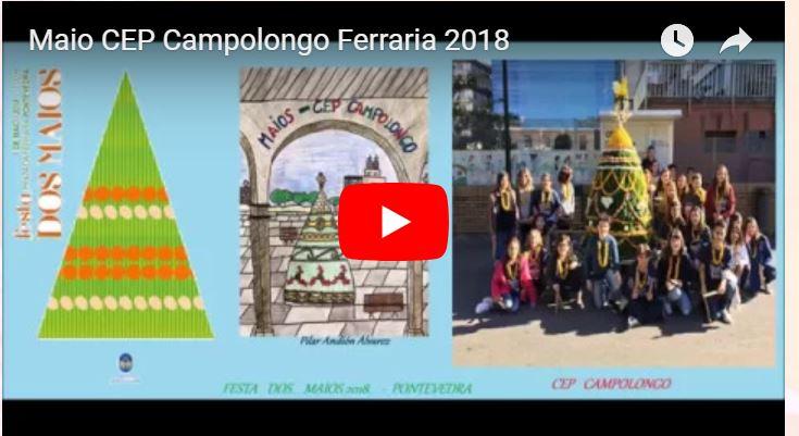 Maio CEP Campolongo -  Ferraria 2018