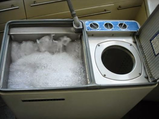 Dual Tub Washing Machine