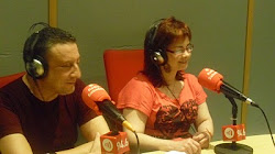 Con Francisco Peiró en Sabadell