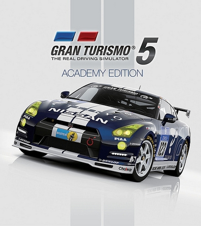 Gran Turismo 5 Academy Edition