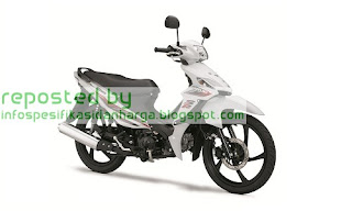 Harga Suzuki Smash Titan 115 R dan SR Motor Terbaru 2012