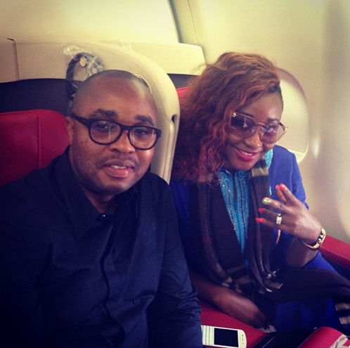 ini edo husband honeymoon london