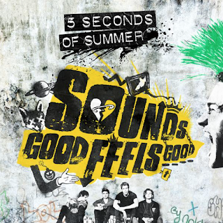 Five Seconds of Summer Sounds Good Feels Good Album