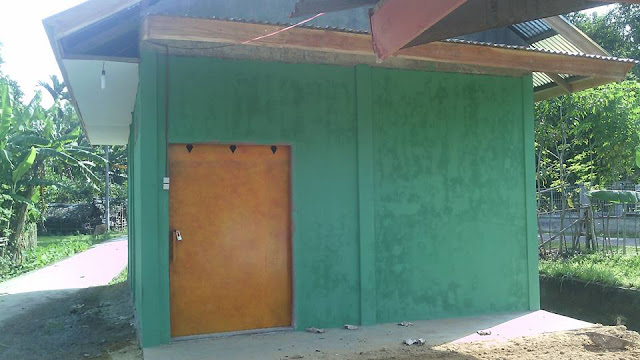 Gedung PKK (gambar 2)  Gampong Kerumboek Kec. Peukan Baro Kab. Pidie - Aceh