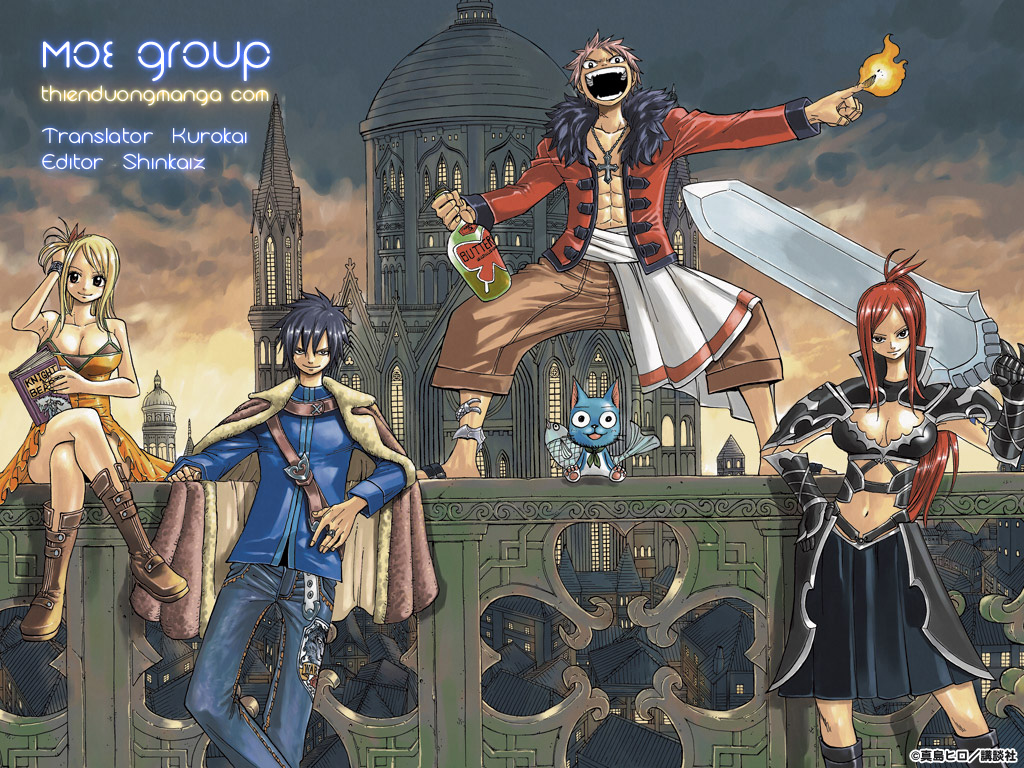 TruyenHay.Com - Ảnh 1 - Fairy Tail Chap 252
