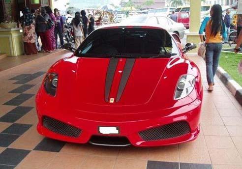 Kereta Mewah Artis Malaysia