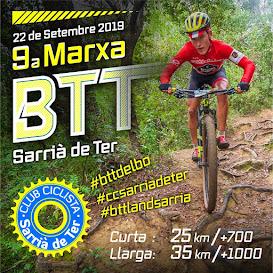 9ª MARXA BTT SARRIÀ DE TER   BTTLAND