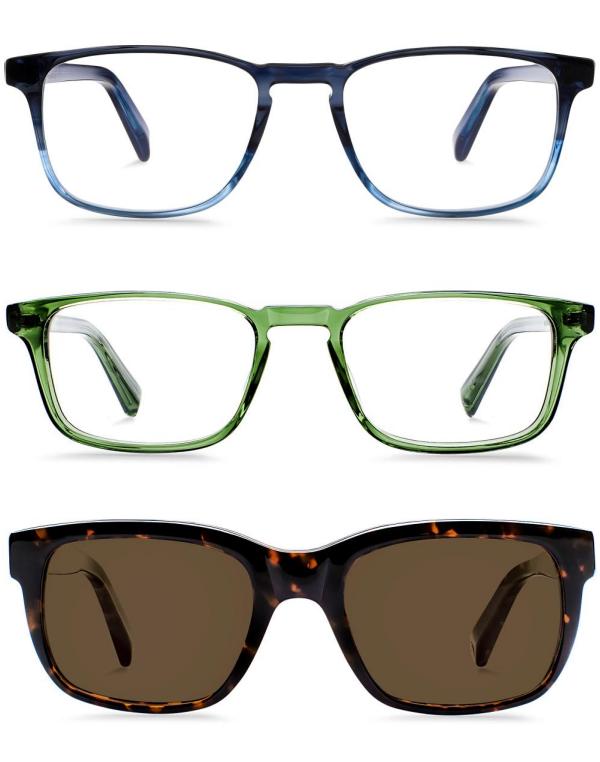 Warby Parker Eyewear | Ridgely's Radar