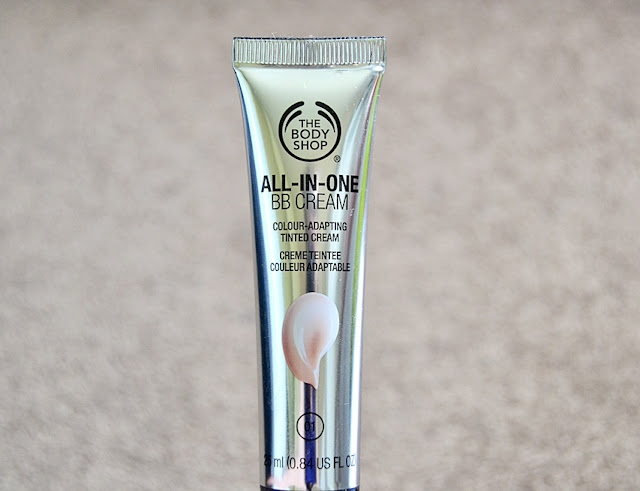 The Body Shop All In One BB Cream Review
