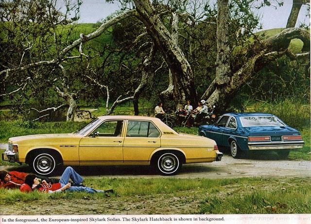 Buick Skylark (1976)