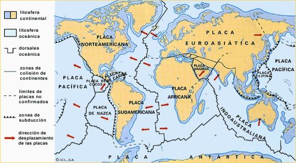 Continente Americano Grande Continentes,grandes Masas
