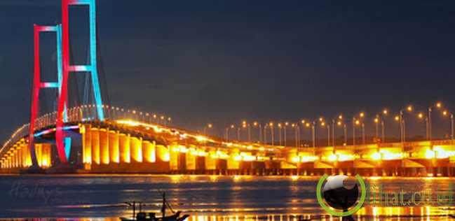 Jembatan Suramadu - Surabaya
