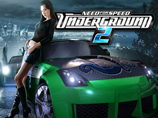 Need Fof Speed Underground 2